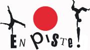 En Piste ! Ecole de cirque Cesson-Sévigné, Rennes Métropole – Bretagne Logo
