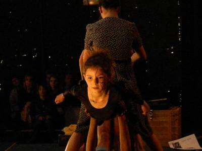 Rencontres Regionale des Ecoles de Cirque Paimpol 2011 - Ecole de cirque En Piste! Cesson-Sévigné - Rennes Metropole