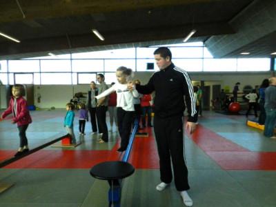 Matinée cirque en famille - école de cirque En Piste - Cesson-Sévigné - Rennes Metropole