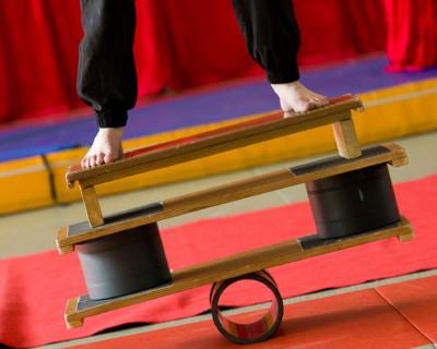 Spectacle de fin d'année 2013 - école de cirque En Piste - Cesson-Sévigné - Rennes Metropole