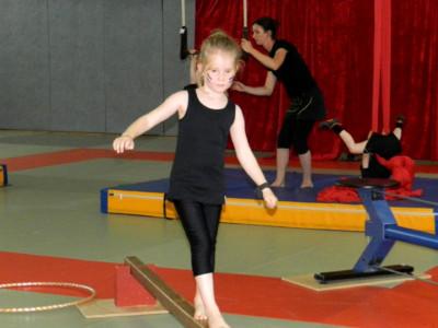 Stage de cirque, été 2013 - école de cirque En Piste - Cesson-Sévigné - Rennes Metropole