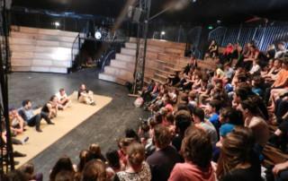 Rencontres Regionale des Ecoles de Cirque Gare au Gorille 2014 - Ecole de cirque En Piste! Cesson-Sévigné - Rennes Metropole