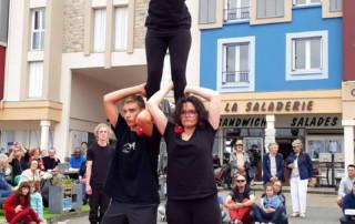 Cirque & Flotte 2017 - A l'abordage - école de cirque En Piste - Cesson-Sévigné - Rennes Metropole