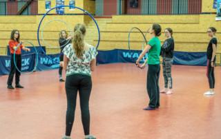 Rencontres Régionales des Ecoles de Cirque Rennes 2018 - Ecole de cirque En Piste! Cesson-Sévigné - Rennes Metropole