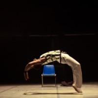 Stage d'acrodanse avec Edouard DOUMABIA